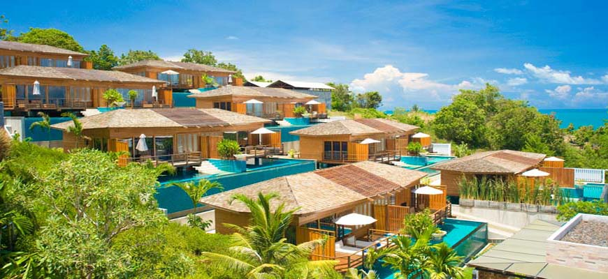 Luxurious Koh Samui Break